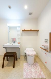 居室内トイレ・洗面台